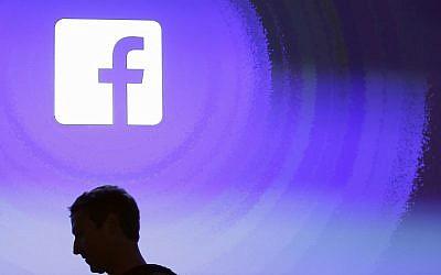 Facebook CEO Mark Zuckerberg at the company's headquarters in Menlo Park, California, April 4, 2013. (AP Photo/Marcio Jose Sanchez, File)