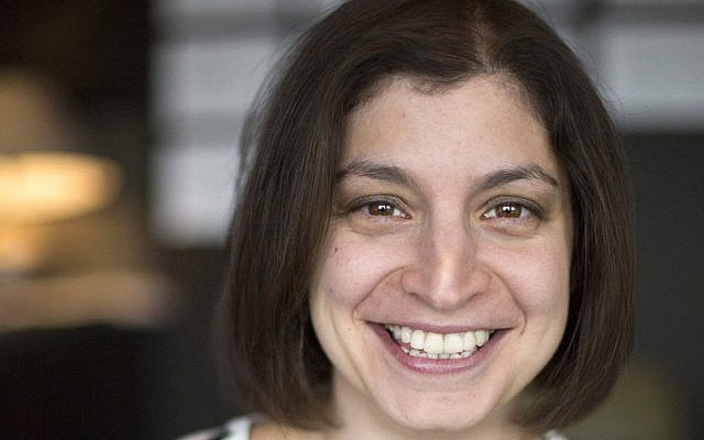 Amy Braier, director of the Pears Foundation. (Courtesy of Jewish Funders Network)