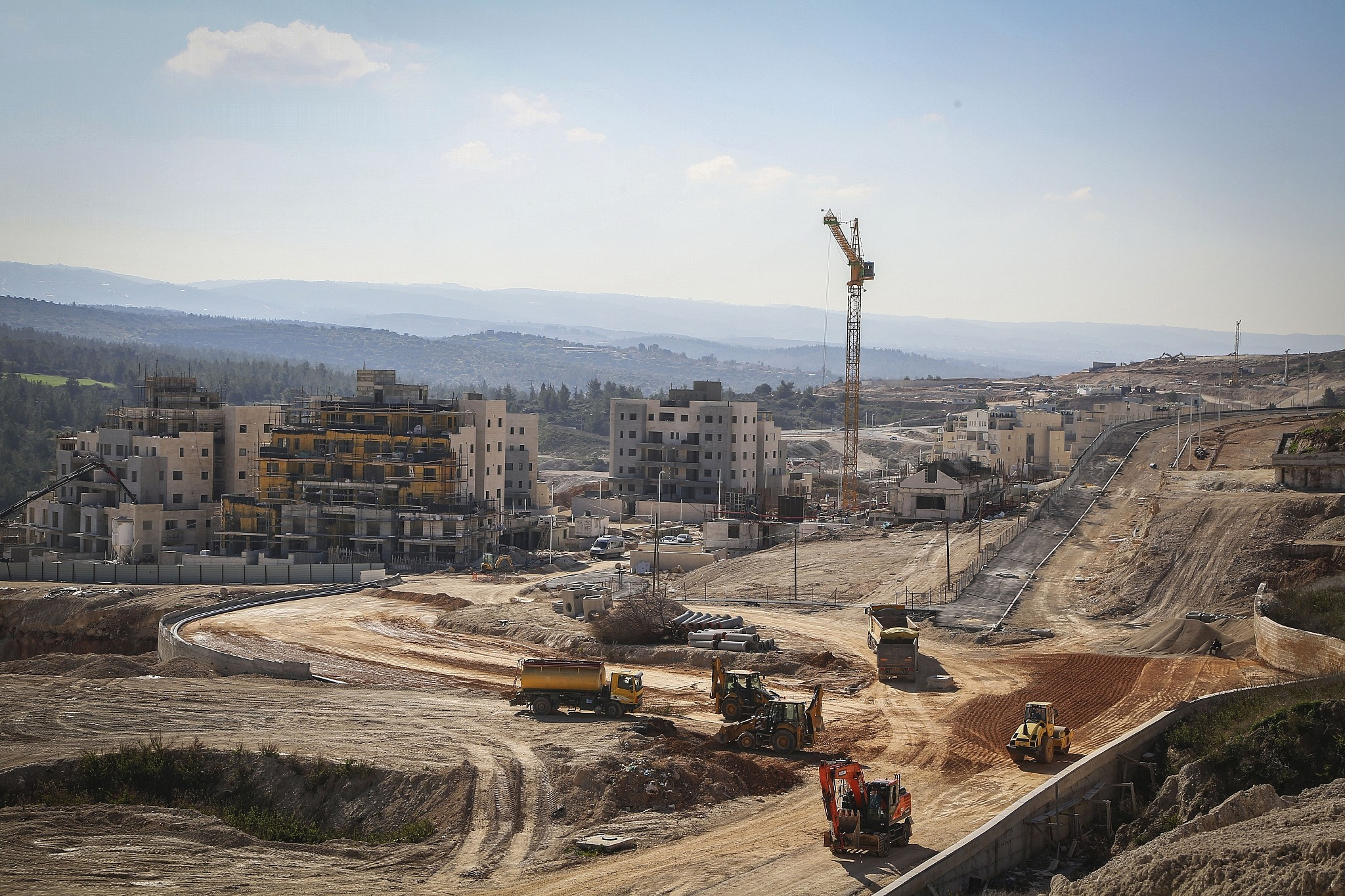 Beit Shemesh New Construction: OECD Warns Israel's Housing Bubble Could Pop, Predicts