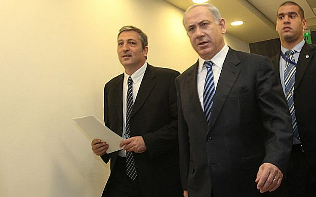 Netanyahu urges Liberman not to ditch coalition over military exemption bill