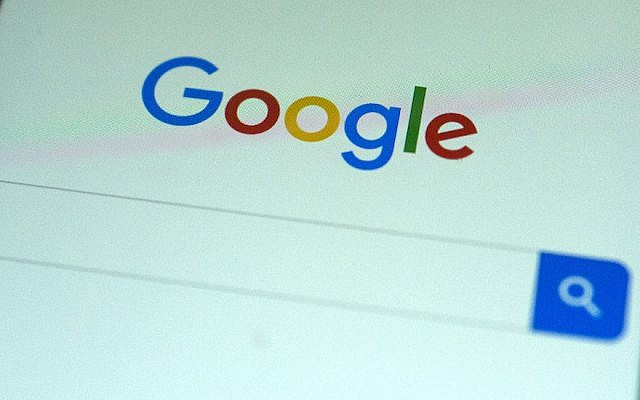 The Google search bar (Carsten Koall/Getty Images)