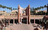 The Hayden Library at Arizona State University. (Wikimedia Commons via JTA)