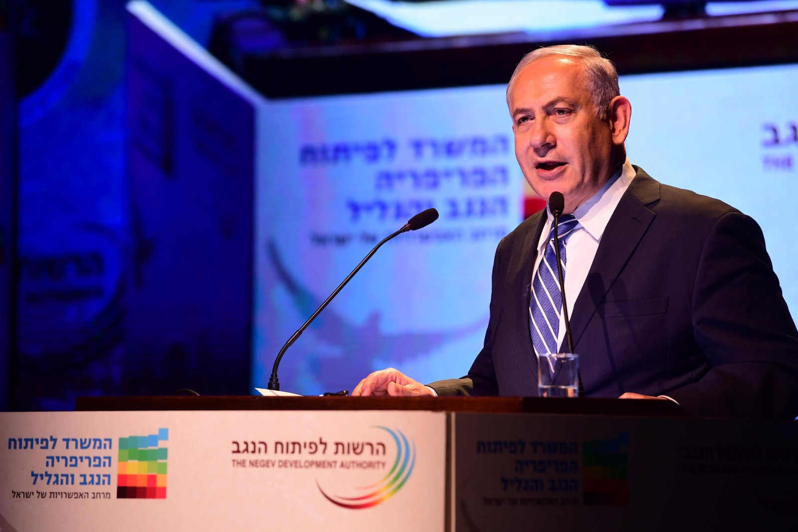 Netanyahu says policy to impede enemies from nuclear weapons