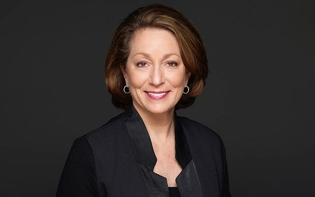 National Geographic editor, Susan Goldberg. (Courtesy National Geographic Magazine)