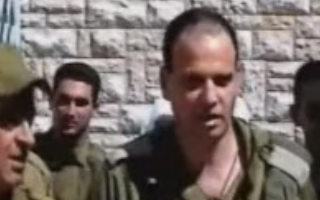 Hezbollah video claims to show bomb that killed Israeli general in