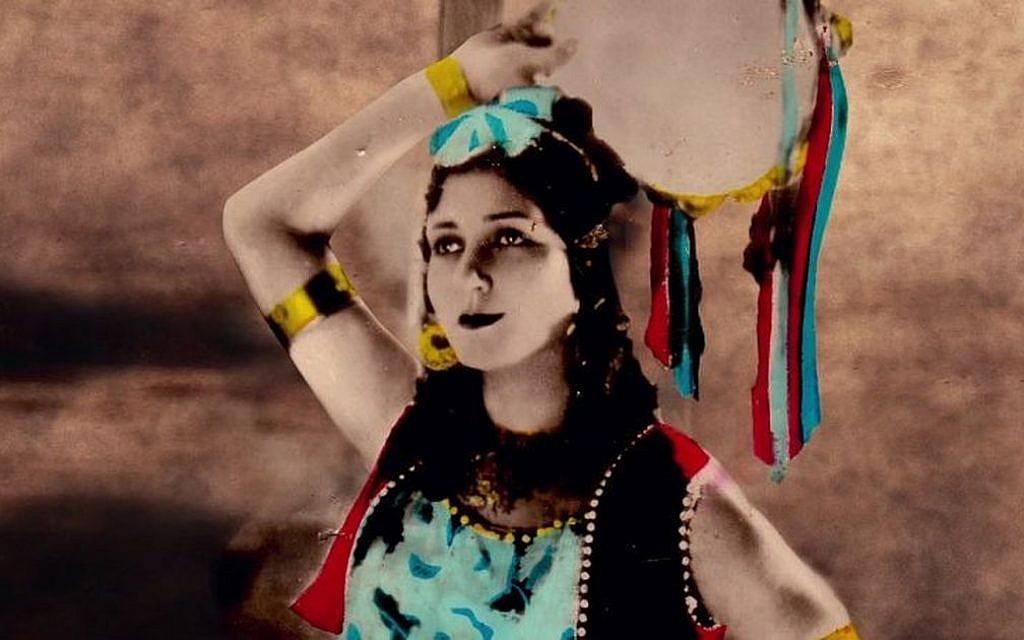 Sulochana in 'Daku ki Ladki.' (Courtesy Menemsha Films)