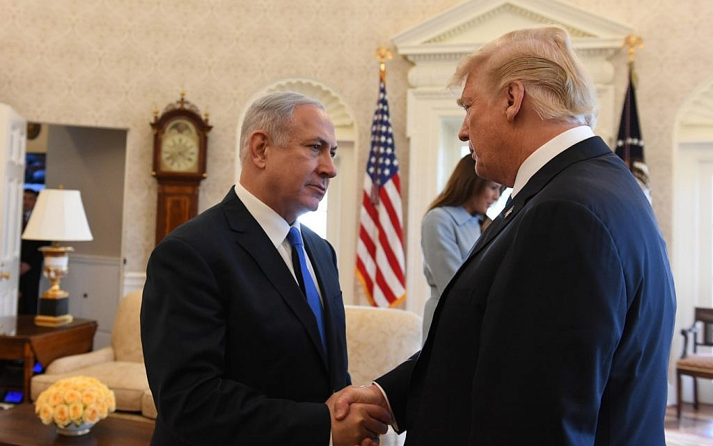 Israel fears Trump may see job as done in Syria, leave Israel alone to face Iran