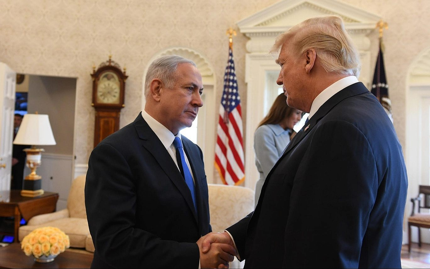 Netanyahu: 'Full Support' for US Syria Strikes