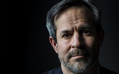 "New York Times Deputy Washington Editor and author of ""(((Semitism))): Being Jewish in America in the Age of Trump"" Jonathan Weisman (Courtesy)."