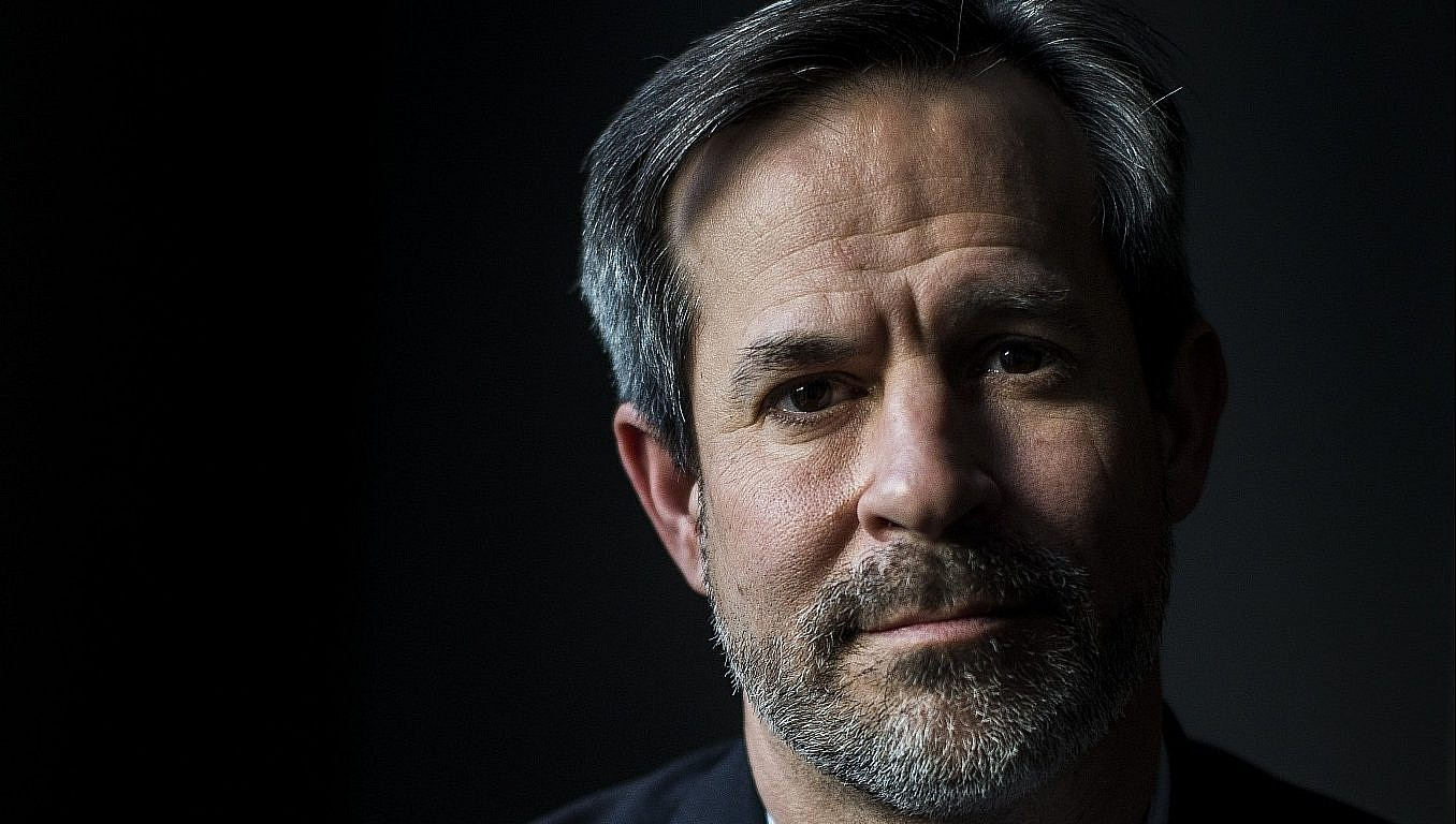 """New York Times Deputy Washington Editor and author of """"(((Semitism))): Being Jewish in America in the Age of Trump"""" Jonathan Weisman (Courtesy)."""