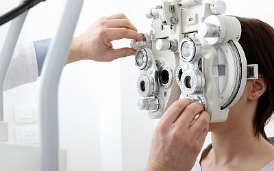 Illustrative image of an eye test (Visivasnc; iStock by Getty Images)