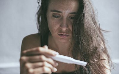 Illustrative: Pregnancy test. (iStock)