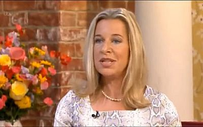 British right-wing columnist Katie Hopkins. (Screen capture: YouTube)