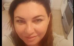 A Facebook photo of Lee Elbaz taken during her house arrest in San Francisco in January 2018 (Facebook screenshot)