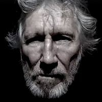 Ex-Pink Floyd musician Roger Waters as he appears on 'Supremacy,' a reading of a Mahmoud Darwish poem with the music of a Palestinian oud trio in the background, to protest US President Donald Trump's recognition of Jerusalem as the capital of Israel. (Facebook screenshot)