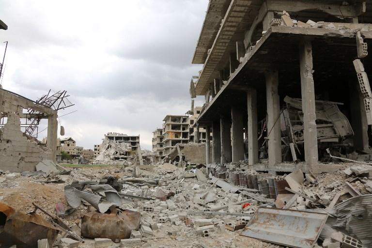 Russian Federation warns United States against Syria strike