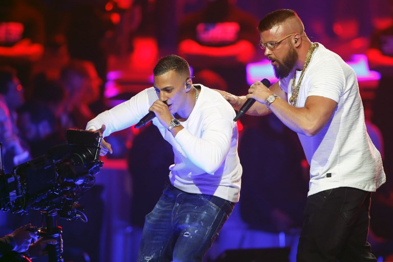 Artists return German music award over rappers' Holocaust lyrics