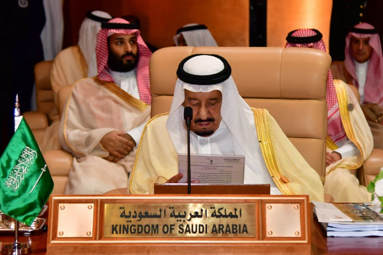 Saudi Arabia open to sending troops to Syria