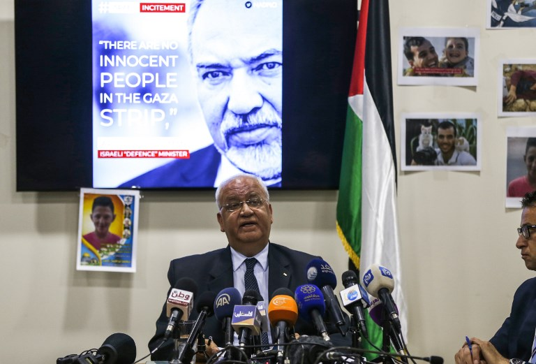 No just solution without Jerusalem as Palestinian capital: Palestinian presidency