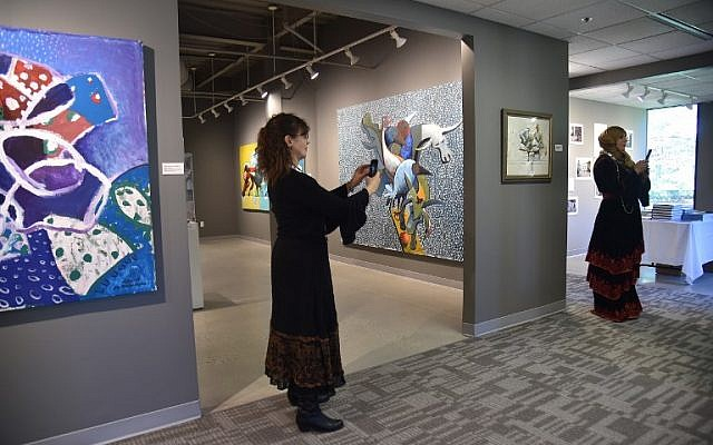 First Of Its Kind Palestinian Art Museum Opens Doors In Us The