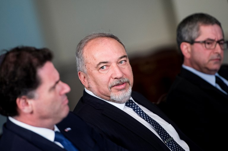 Israeli minister threatens to strike 'Iranian footholds' in Syria and Tehran