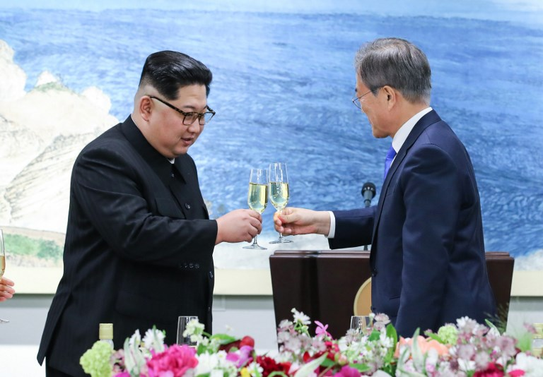 Kim committed to denuclearisation