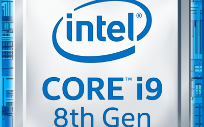 Intel's 8th Gen Intel Core i9 processor is the highest-performance laptop processor the US giant has ever built (Shlomo Shoham)