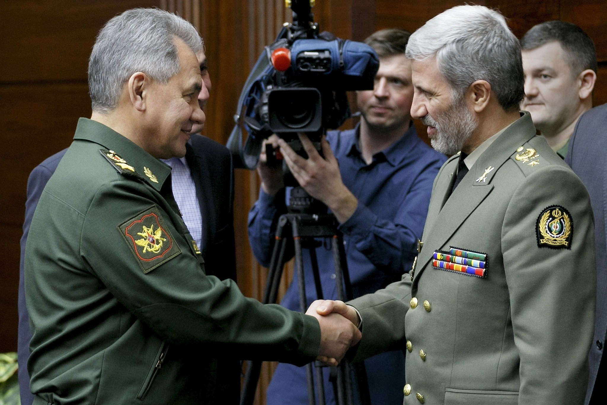 Shoigu instructed to create in the Crimean direction a separate grouping of troops 16.09.2014 58