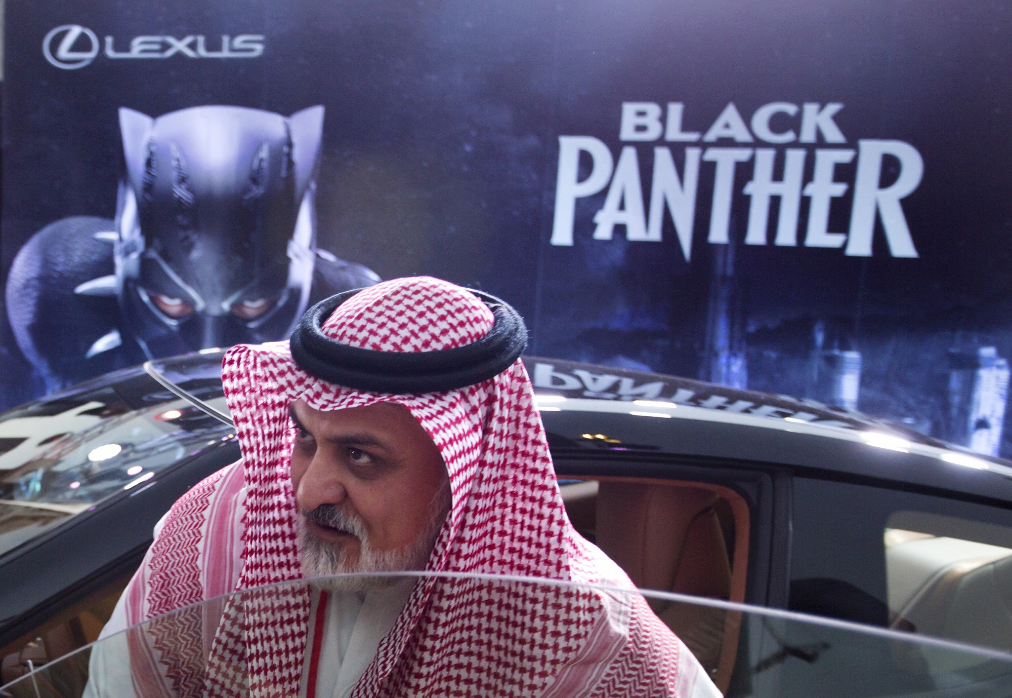 'Black Panther' Opening: Saudi Arabia Lifting Decades-Long Ban on Movie Theaters