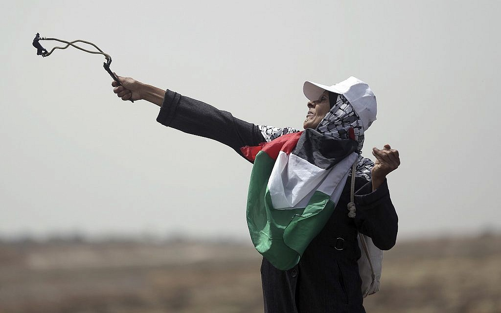 Death of Gaza teenager at border protest sparks condemnation