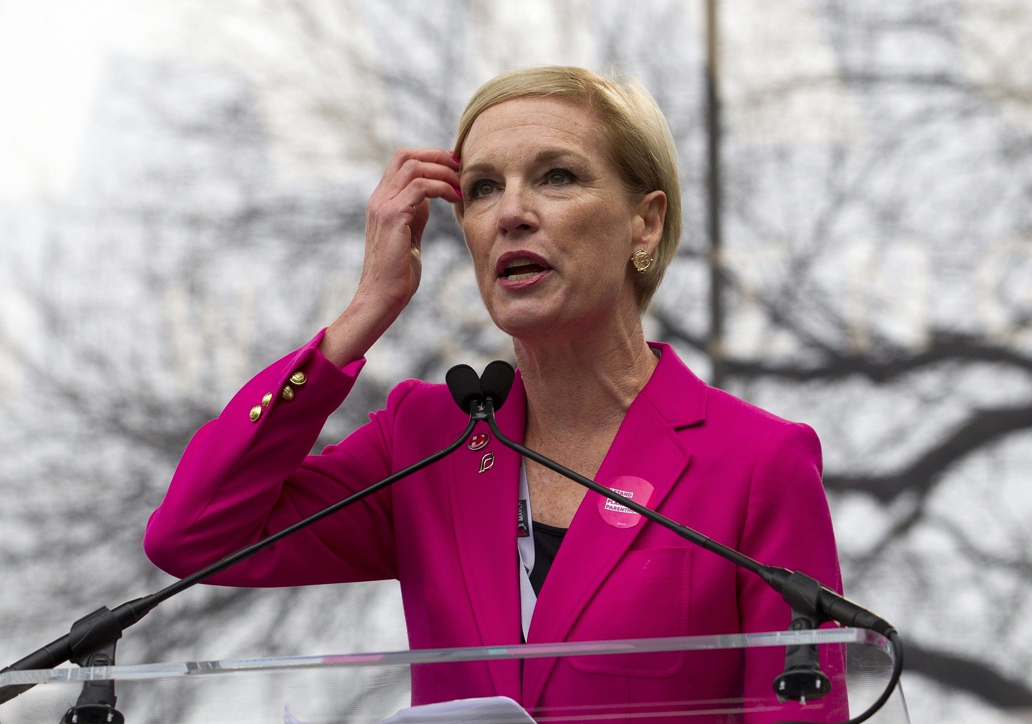 Planned Parenthood CEO: Kushner said funding depended on stopping abortions