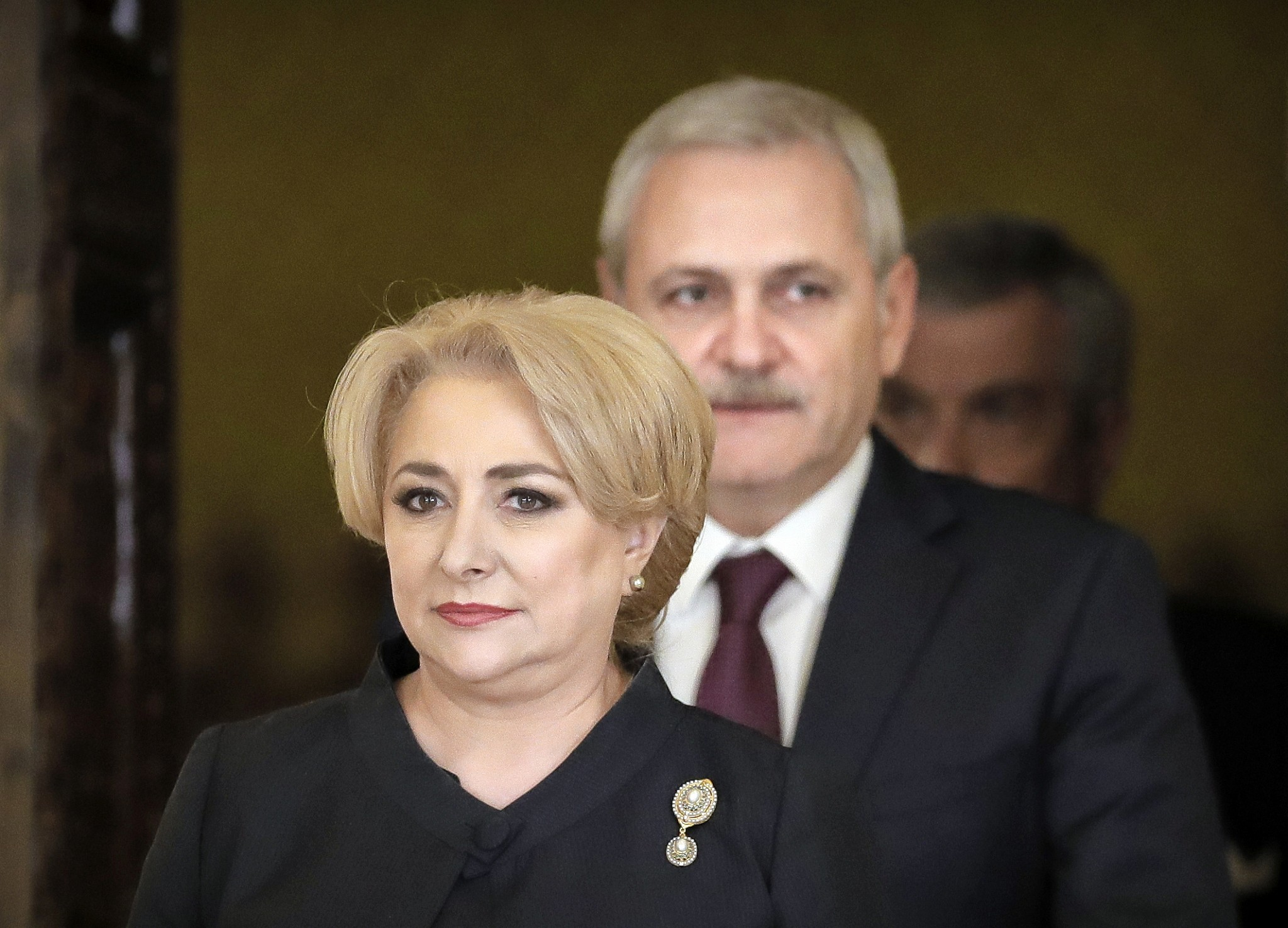 Romanian President Calls for Prime Minister to Resign From Post