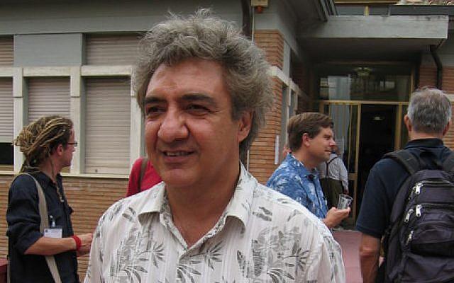 British-Iranian professor Abbas Edalat. (CC-BY-SA-2.5 Andrej Bauer/Wikipedia