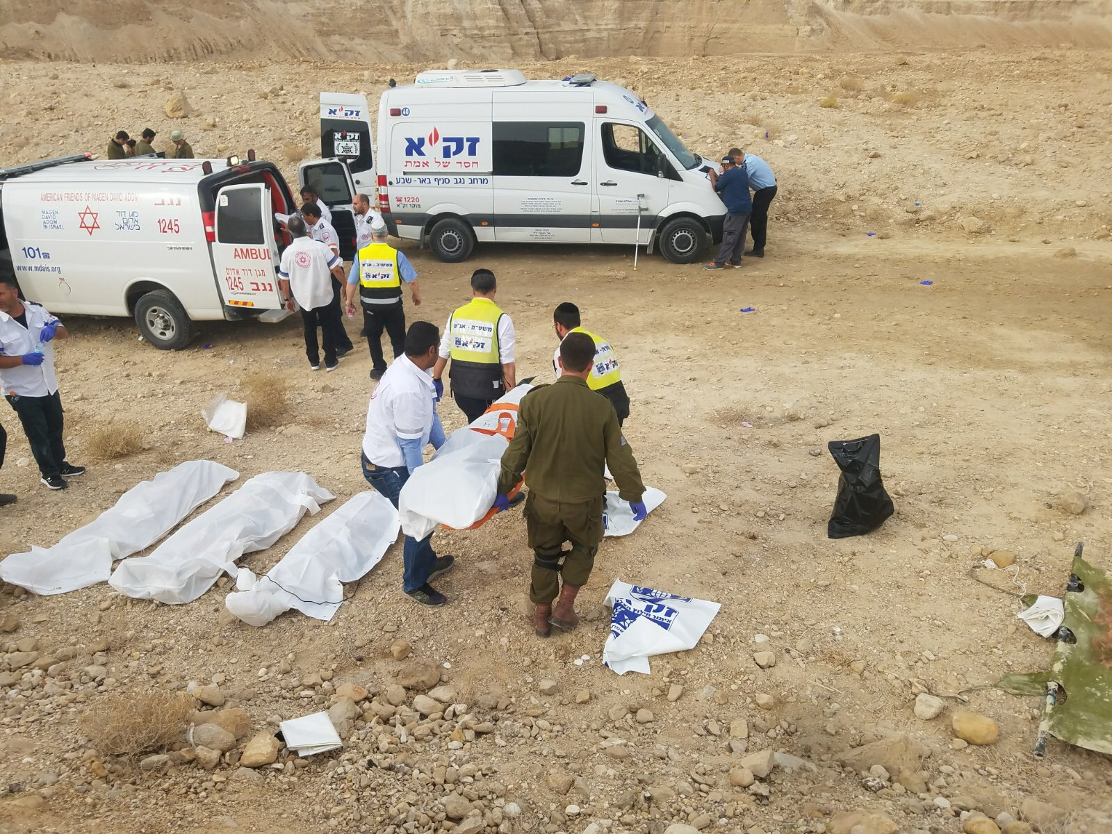 Teenagers Die, 1 Missing in Terrible Flash Floods in Israel (PHOTOS, VIDEOS)