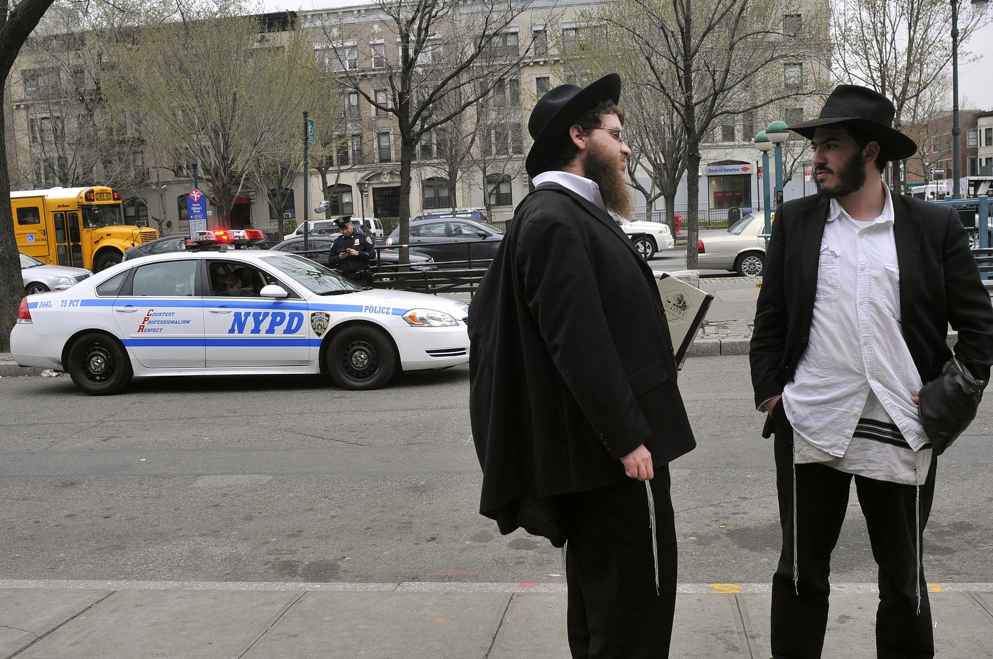 Crown Heights community denounces attacks on Orthodox Jews