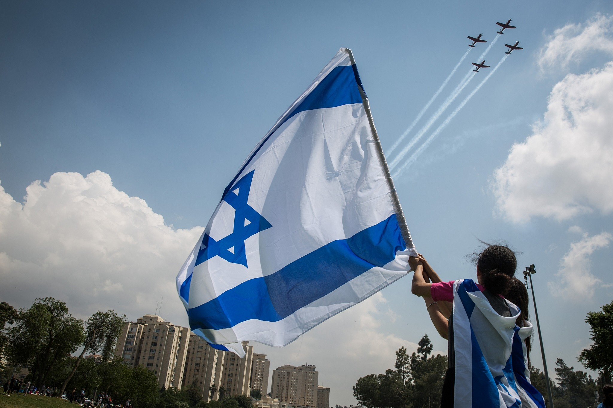 Israel marks 70 years as a nation