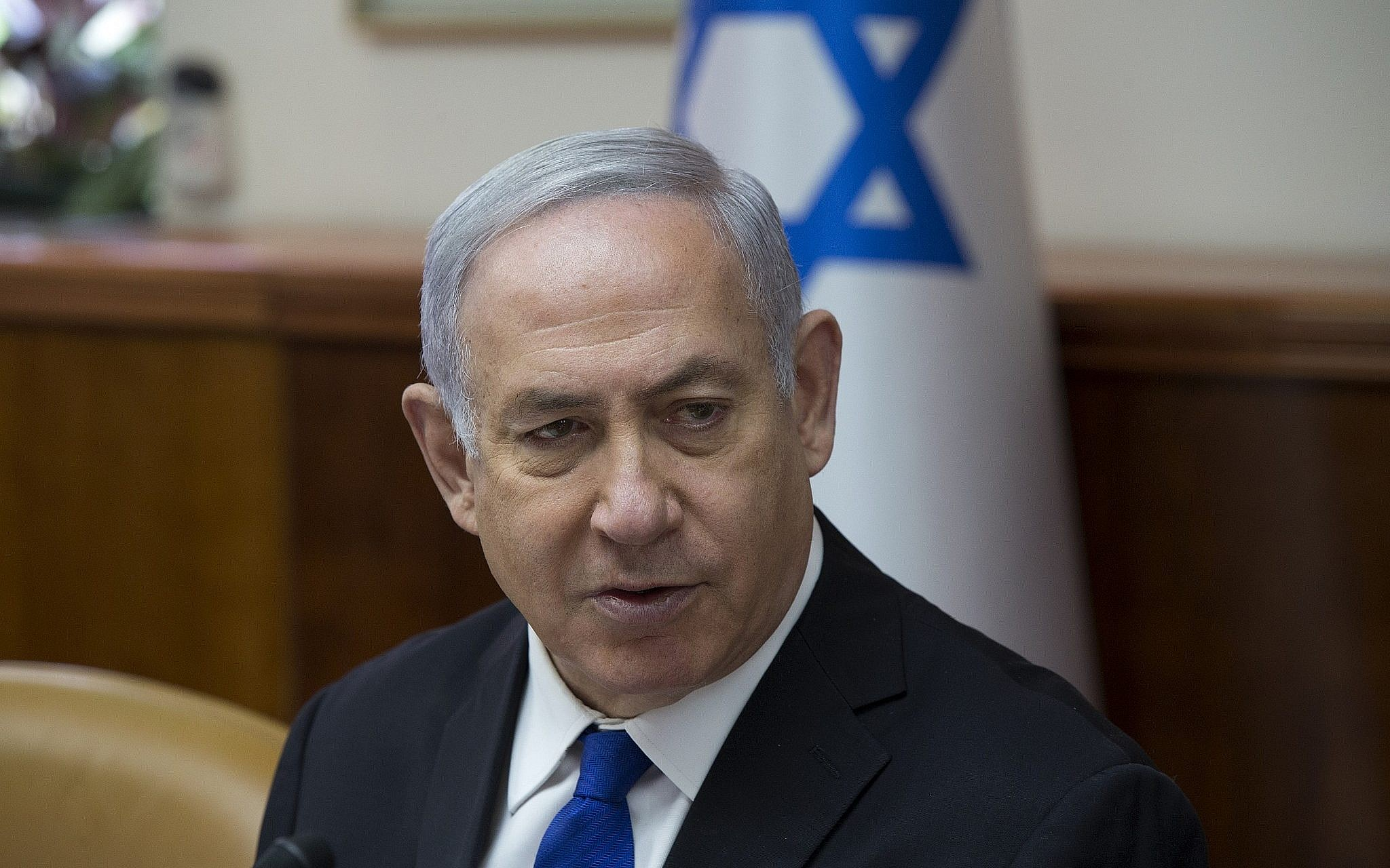 Will Netanyahu's Dramatic Iran Announcement Sway Trump?