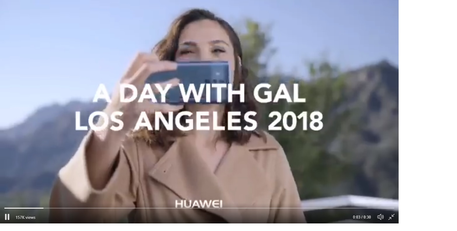 Gal Gadot tweets ad for Android from iPhone | The Times of