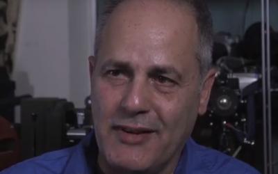 Ofer Cohen (Screen capture: YouTube)