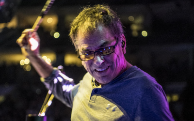 Grammy Award-winning Grateful Dead percussionist Mickey Hart. (©Jay Blakesberg)