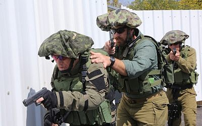 Counter-terrorism requires rapid response, training, and experience (Photo: Courtesy Kapon Defense)