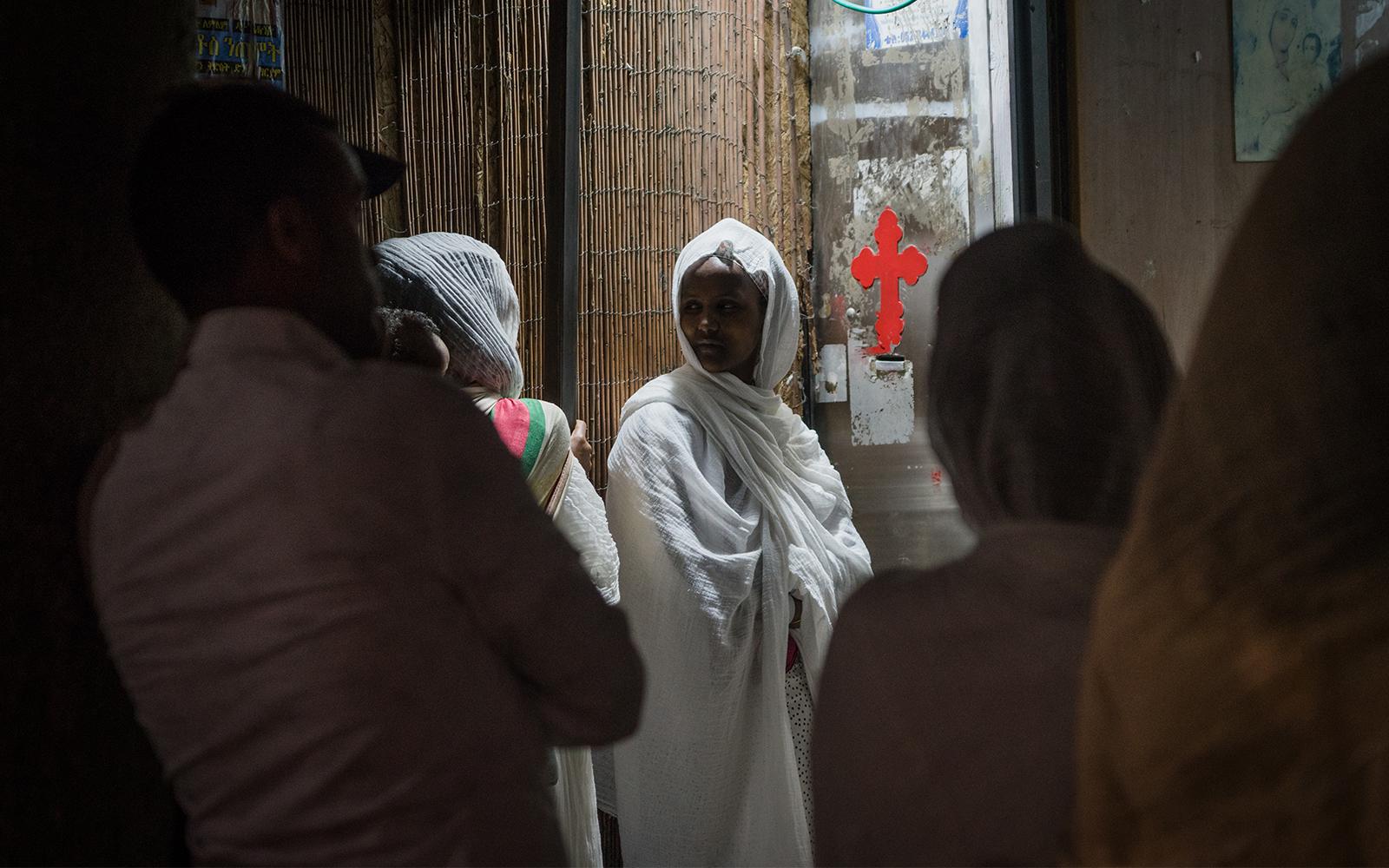 Under threat of deportation, Eritreans mark Easter in Tel Aviv | The