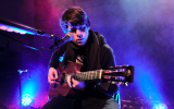 Jake Bugg before performing in Frankfurt this February (Courtesy Jake Bugg official Facebook page)