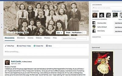 Accounts of the Holocaust. (Facebook)