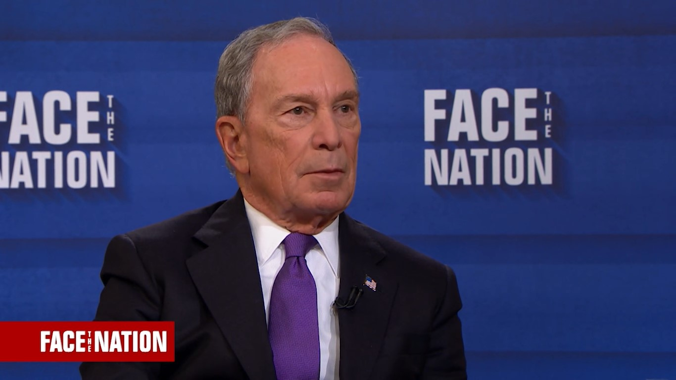 Michael Bloomberg pledges $4.5 million to fund the Paris climate agreement
