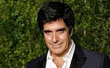 David Copperfield in New York City, Nov. 7, 2016. (Dimitrios Kambouris/Getty Images)