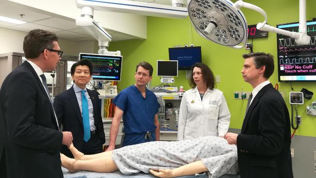US veteran who survived blast receives penis transplant