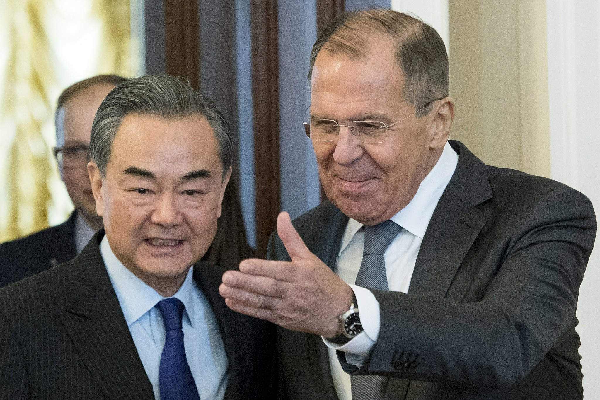 Russia, China vow to block any US attempt to 'sabotage ...