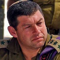 Former Givati Brigade commander and Bnei David pre-military academy alum Ofer Winter. (Alon Besen/Defense Ministry)