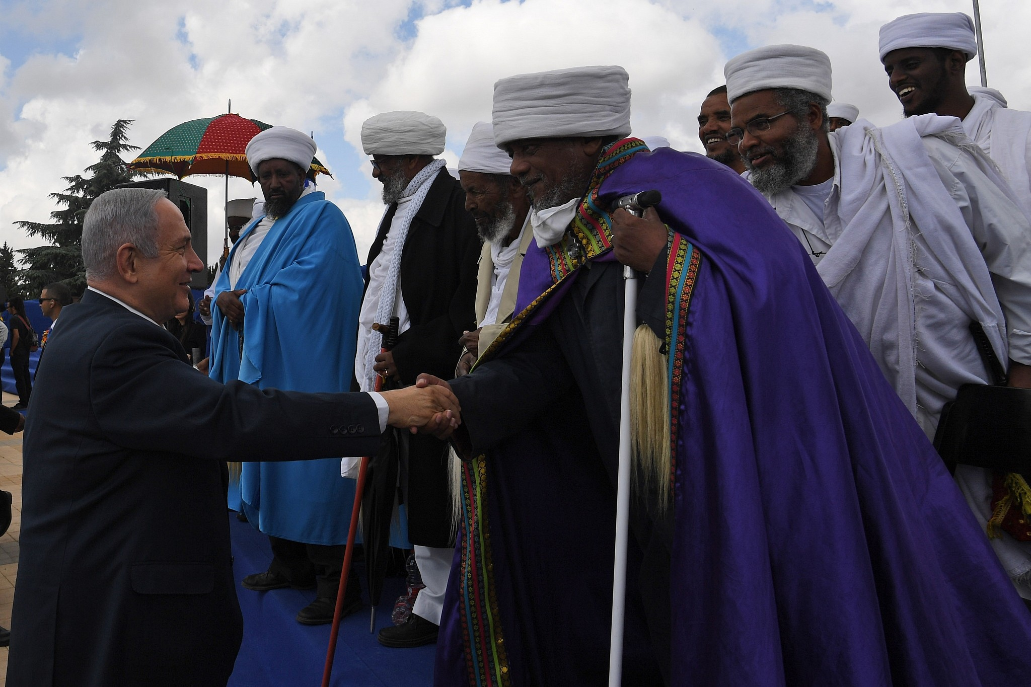 Paying tribute to Ethiopian immigrants, PM vows to bring ...